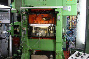 Stanzautomat Raster HR 45