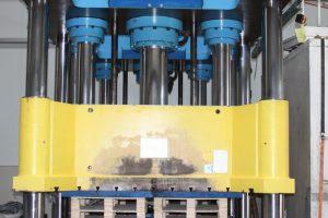 Hydraulikpresse Luigart 500 to