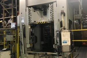 Hydraulic Press  Hydrap HPDb 315 to