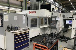 Huron KX 50   5 Achsen Bearbeitungszentrum