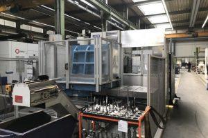 Union TC 110 machining center